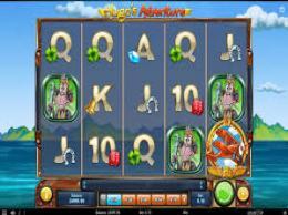 Hugo's Aventure slot Play'n Go