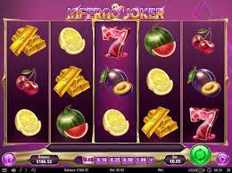 Inferno Joker slot Play'n Go