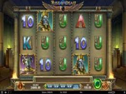 Rise of Dead slot Play'n Go