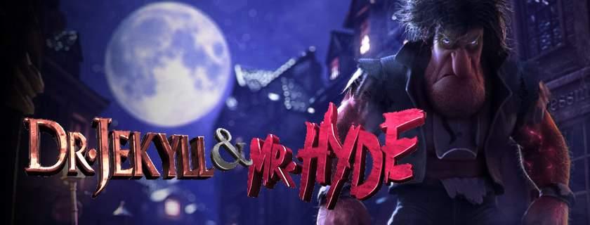 Dr. Jekyll & Mr. Hyde machine à sous