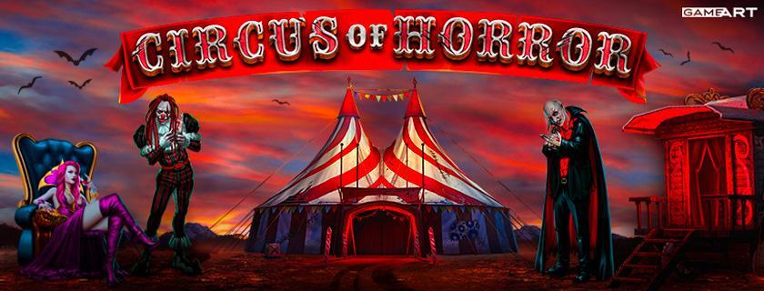 Circus of Horror GameArt