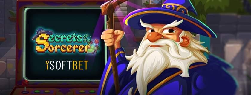 iSoftbet avec Secrets of the Sorcerer™