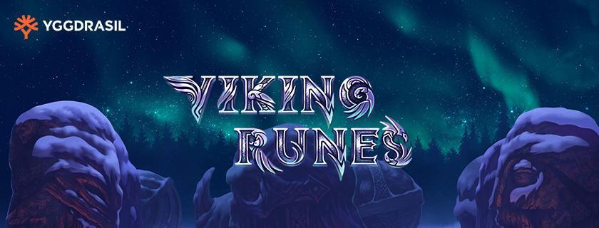 Viking Runes Yggdrasil
